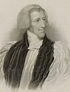 The Most Reverend Charles Manners-Sutton, Archbishop of Canterbury and father of the five sisters
