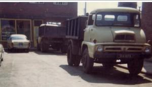 Ransford lorry