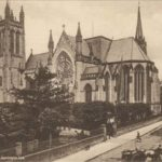 Around 1900: Church Street looking towards Priory Terrace.
