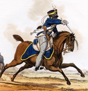 A Trooper of 13th Light Dragoons
