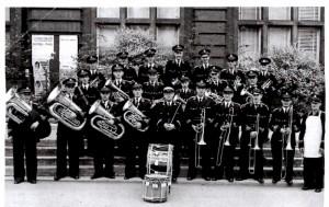 RLS Silver Band, 1955