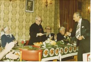 Mons. Golab & Prof. Scholtz