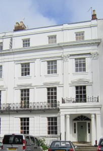 Beaufort House, Clarendon Square