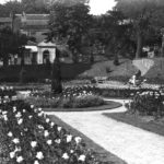 The Dell in spring 1948