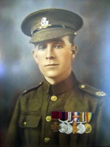 Private Henry Tandey VC  DCM  MM