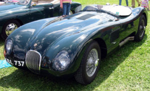 C Type Jaguar