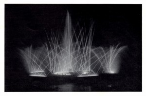 Lights of Leamington: The Fountains