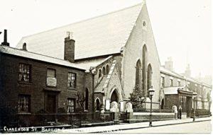 Clarendon Street Chapel