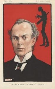 The Hon Alfred Lyttleton