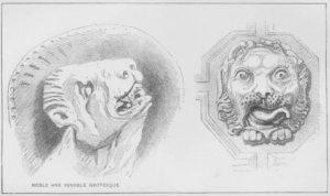 Ruskin Noble Ignoble Grotesque 1853 800
