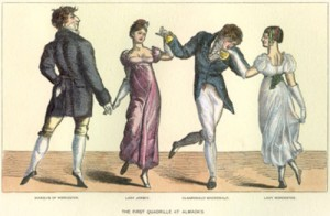 The First Quadrille