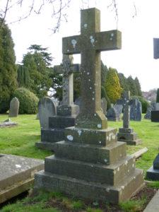 Graves, Leamington Cemetery