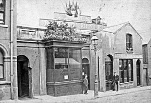 Tomes Printers, Bedford Street