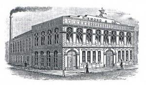 Kinmonds circa 1880