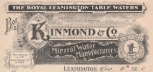 Letterhead 1915
