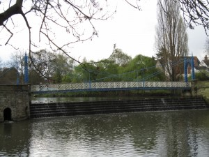 Mill Bridge & Weir