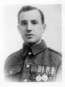 William Amey VC, MM