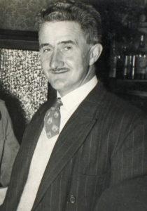 George Jennings circa 1940 ©Allan Jennings