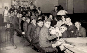 Wise Hall Coronation Party 1953 Terry Kean