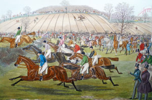 Newbold Hills race