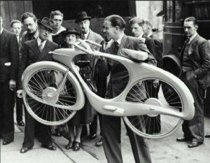 Bowden Spacelander Prototype
