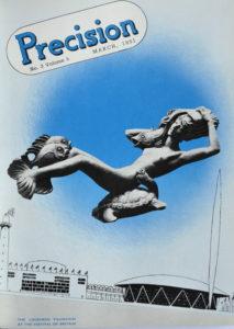 Lockheed Fountain(1) Festival of Britain [Precision March 1951]