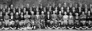 Feldon School 1954 ©E Mordecai