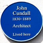 Cundall - John (1) Blue Plaque 27Jul2017 [A Jennings]_1