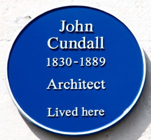 Cundall - John (1) Blue Plaque 27Jul2017 [A Jennings]_1