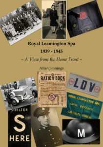 WWII No 2 Book Front Cover