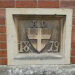 1879, Augusta Place, St Paul's School