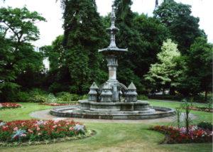 John Hitchman memorial