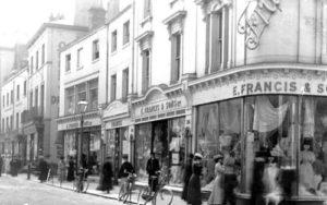 E Francis, Bath Street
