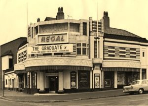 Regal cinema, collection of Leamington History Group