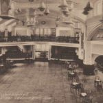 This postcard shows the inside of the Palais in 1930