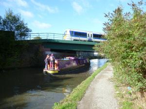 Railway Bridge (Mick Jeffs