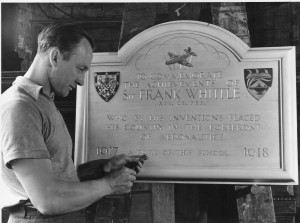 William Lewin, Courtesy of Tom Lewin and L S Courier