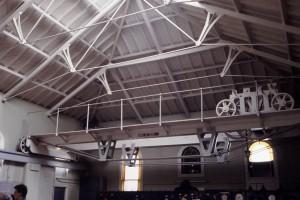 The De Normanville roof