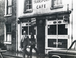 The Cafe, Russell Street