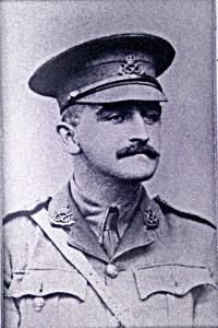Captain Arthur Kilby VC, MC