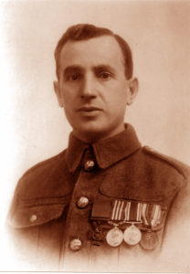 Lance Corporal William Amey VC