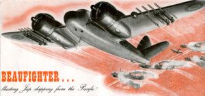 Beaufighter magazine ad