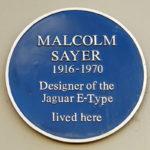 Blue-plaque