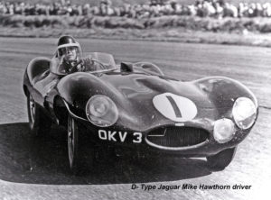 D Type Mike Hawthorn