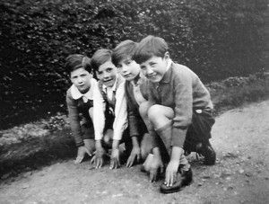 Basque Children of '37 Association UK Christmas Card