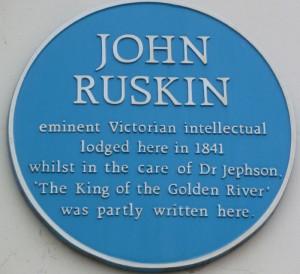 Ruskin BluePlaque 800