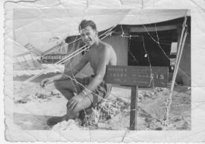 Colin Jennings, Christmas Island
