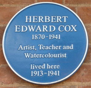 Herbert Cox