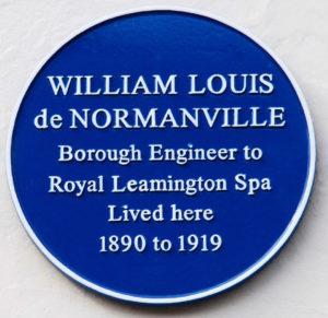 William Louis de Normanville © Allan Jennings