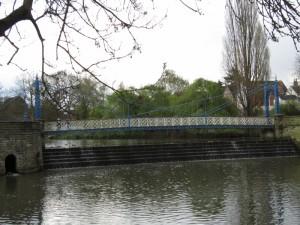 Mill Bridge & Weir